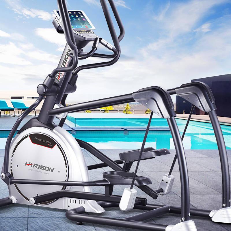 美国汉臣HARISON 商用椭圆机 E3800